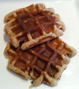 banana-coconut-waffles