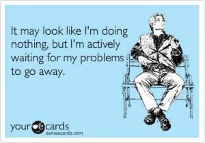 Avoiding-My-Problems