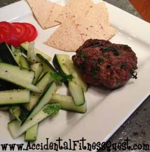Beef Kefta Patties
